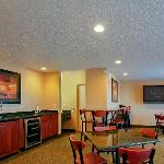 Hospitality Room-Available for rent for groups and small meetings
