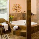 King Suite Spa Room