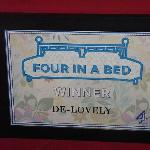Well deserved winners