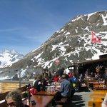 Foto de Bergrestaurant Fluhalp