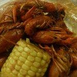Crawfish boil!