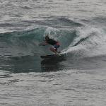 surfer from the lania