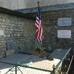 Lafayette's Tomb at Picpus Cemetery
