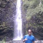 Alelele Falls in Kipahulu:)