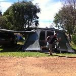 big tent sites