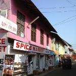 Quaint streets in Fort Kochi