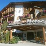 Hotel Marmolada Foto