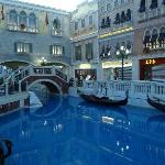 The Grand Canal @ Venetian Hotel