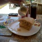 Apple Pie and Cream