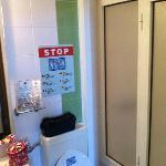 la cabina doccia