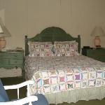 Modest room