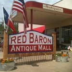 Red Baron Antique Mall