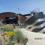 RNLI College & Memorial Sculpture