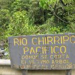Rio Chirripo Pacifico