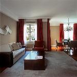 Suite Boudoir / Livingroom