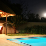 Under moonlight in Malelane
