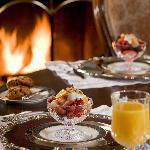 Annapolis Inn Gourmet Breakfast