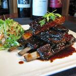 Enjoy great food like these Mongolian lamb ribs