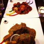 Moghal Lamb and Lamb Shukria