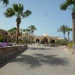 Sight seeing towards El Quesir