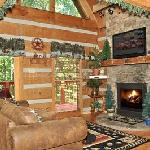 Your home in the mountains!