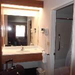 Bath and Foyer