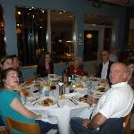 Heerlijk diner en uitstekende bediening