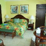 Villa room