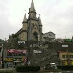 Miuracho Church, Church of the Sacred Heart