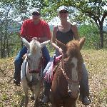 Fidelito Ranch horses, great time.