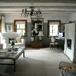 common sitting room/lounge