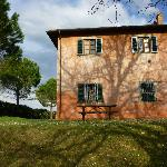 fronte della casa Boscone