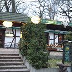 RESTAURANT SCHEUNE -EINGANG-