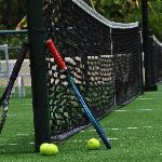 The Inn tennis courts