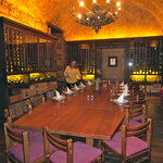 Private room for a party or dinner meeting