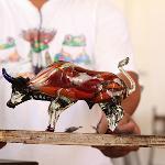 El Toro! The Bull!