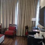 Free WiFi -  spacious rooms