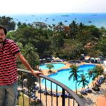 My honeymoon. Amir Jafari