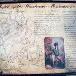 Buford Massacre Battleground 1780