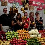 A group in the market
