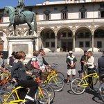 Florence Bike Tour - S.S. Annunziata