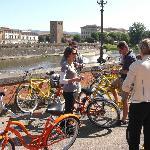 Florence Bike Tour - Arno River
