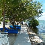 waterfront lounge chairs