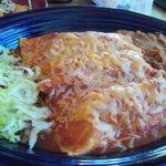 Chicken enchiladas...YUM YUM