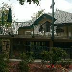 Pool building