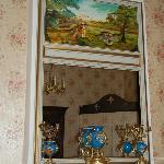 Chambre très spacieuse bien décorée