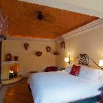 Santa Clara del Cobre Room