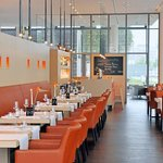 Restaurant Pier 16 im ATLANTIC Hotel Kiel
