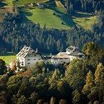 Schloss Mittersill Außenansicht