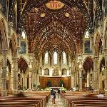 Faszinierendes Kircheninneres